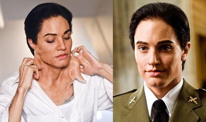 Актрисы, которые играли мужские роли