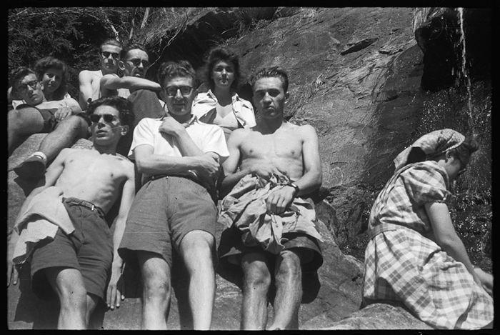 Мирная жизнь австрийцев в годы Второй мировой войны