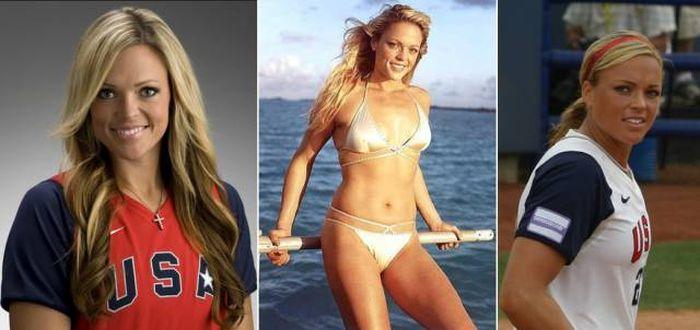 Прекрасные спортсменки