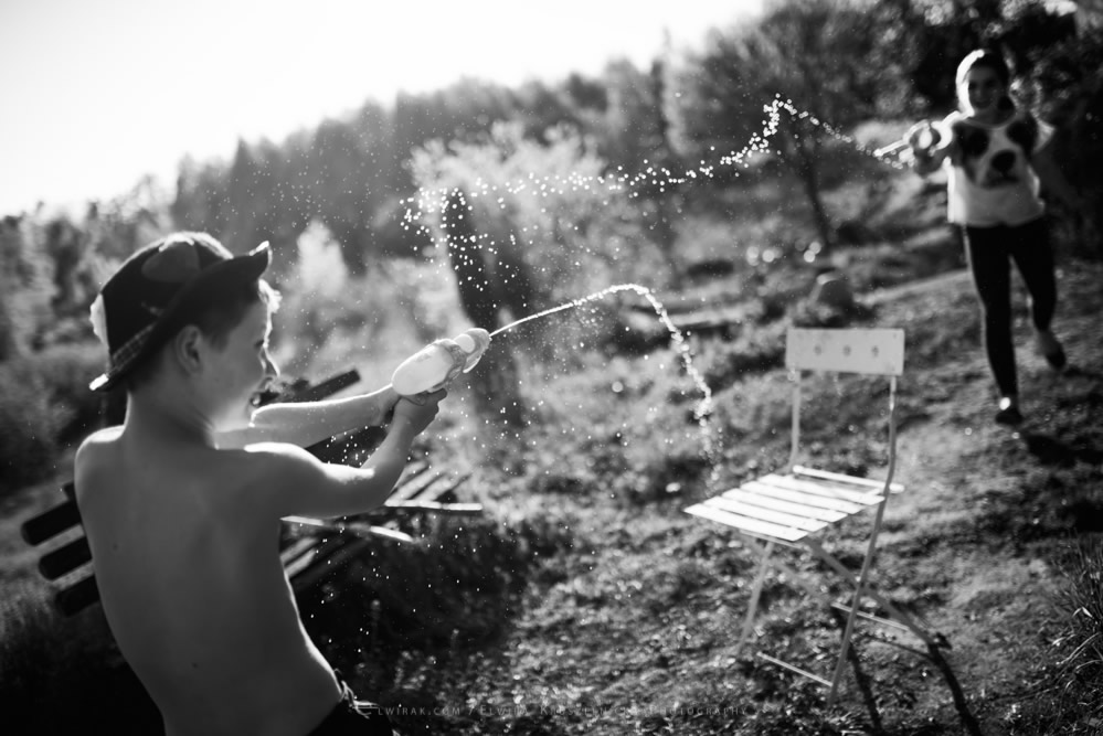 Атмосферные летние снимки от польского фотографа