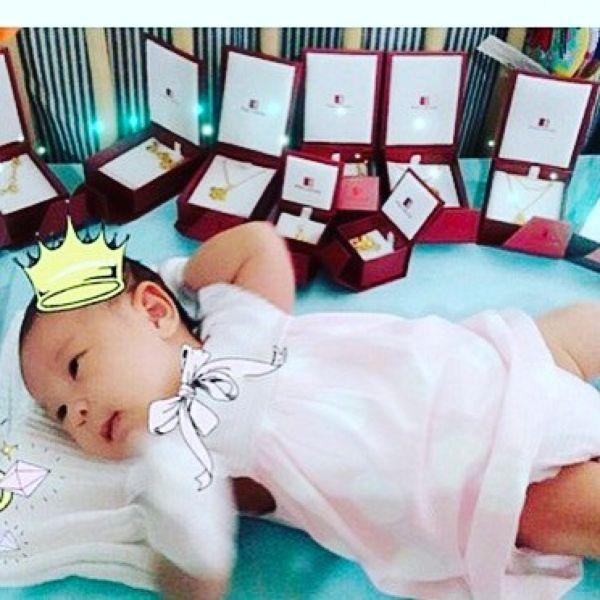 Богатые младенцы Инстаграма