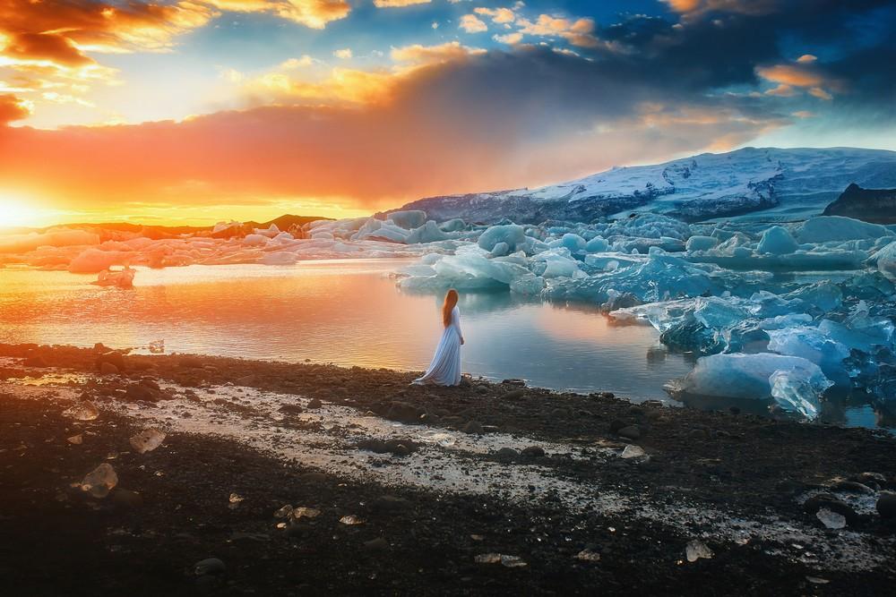Красивые снимки из путешествий молодой пары