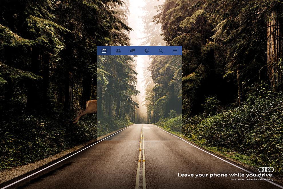 Опасно сидеть в соцсетях за рулем