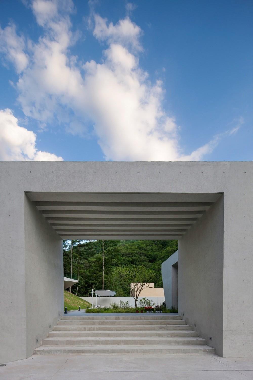 Резиденция в Южной Корее