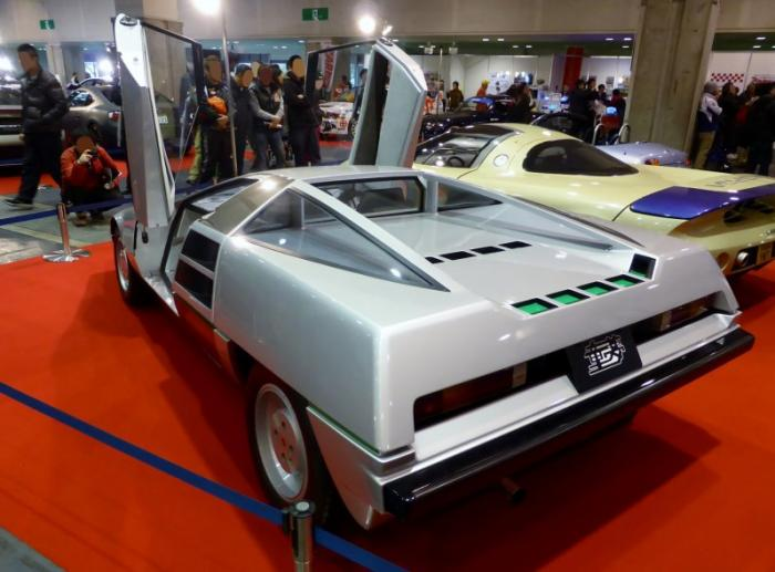 Dome Zero - японский Lamborghini
