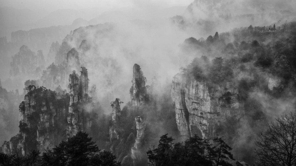 Шорт-лист погодного фотоконкурса Weather Photographer of the Year