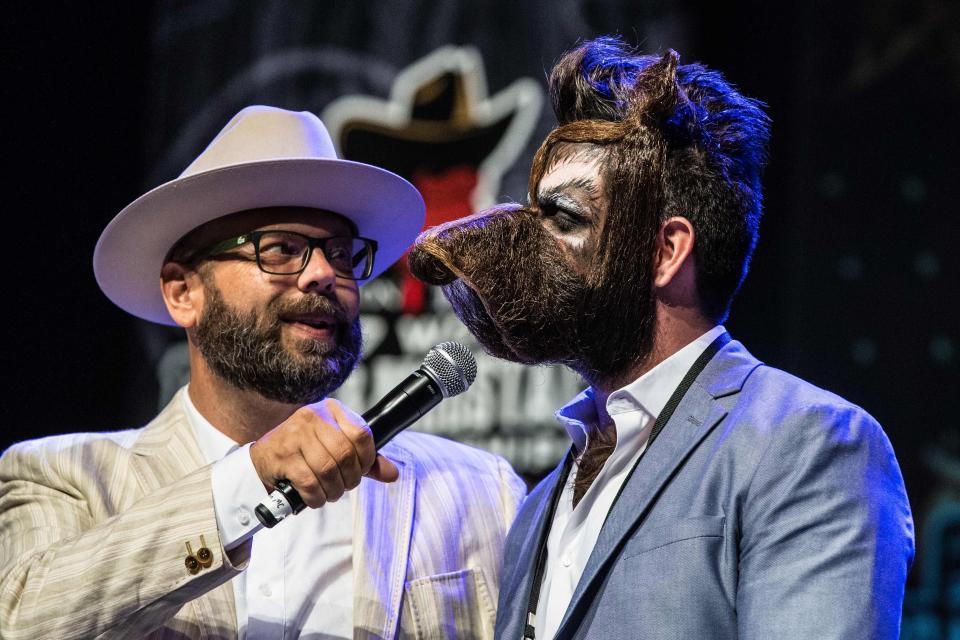 Всемирный чемпионат бород и усов 2017