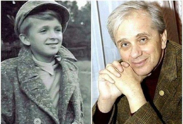 Детские фото знаменитых советских актеров