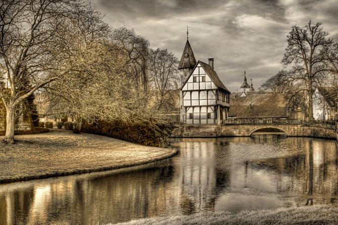 Германия на HDR фотографиях от Даниэля Меннериха