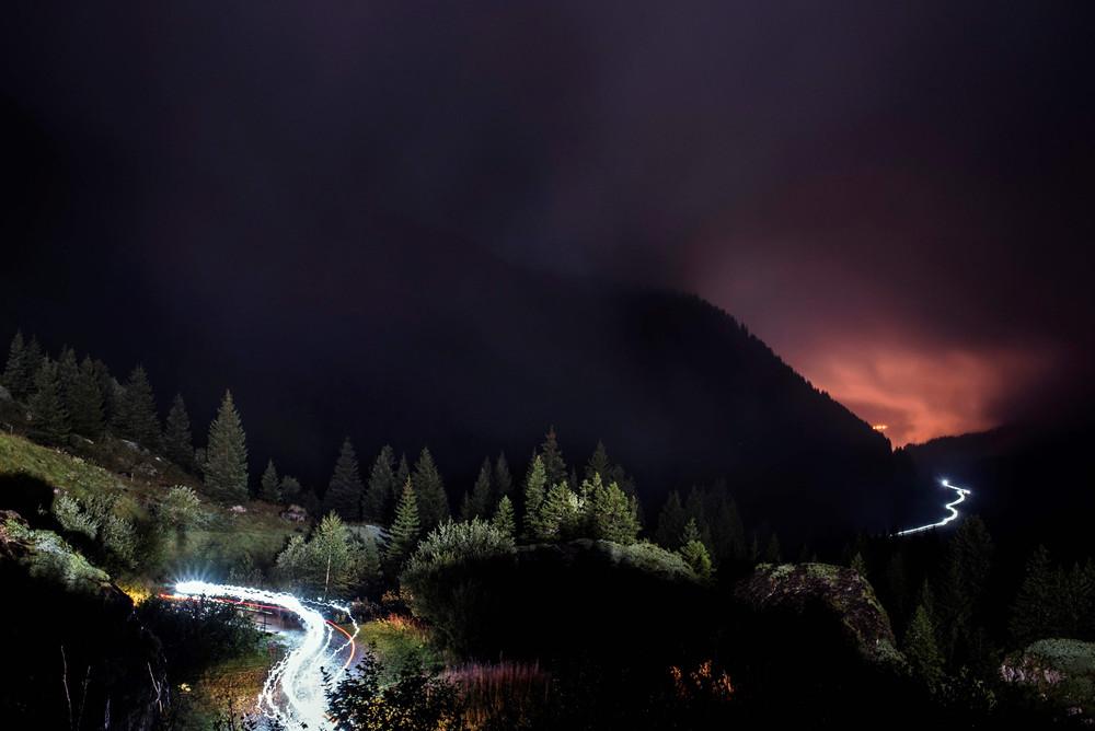 Горный ультрамарафон Ultra-Trail du Mont-Blanc 2017