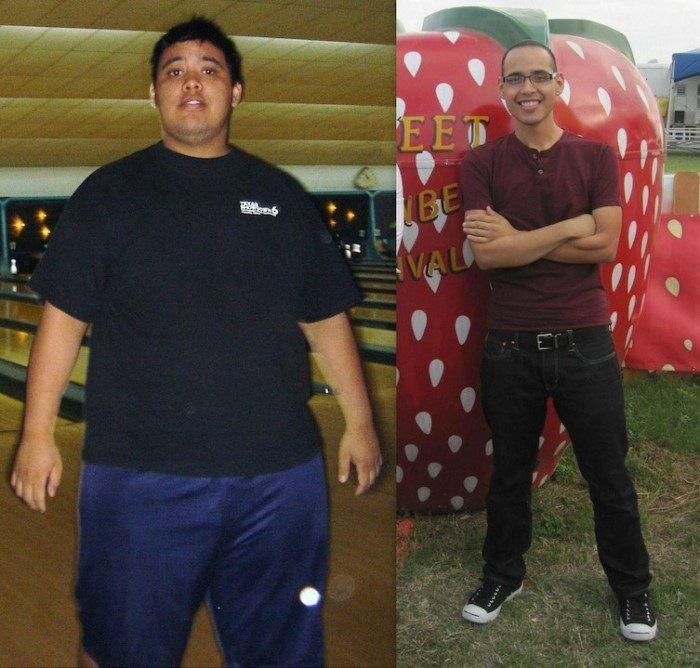 Минус 190 кг за 700 дней и другие истории похудения