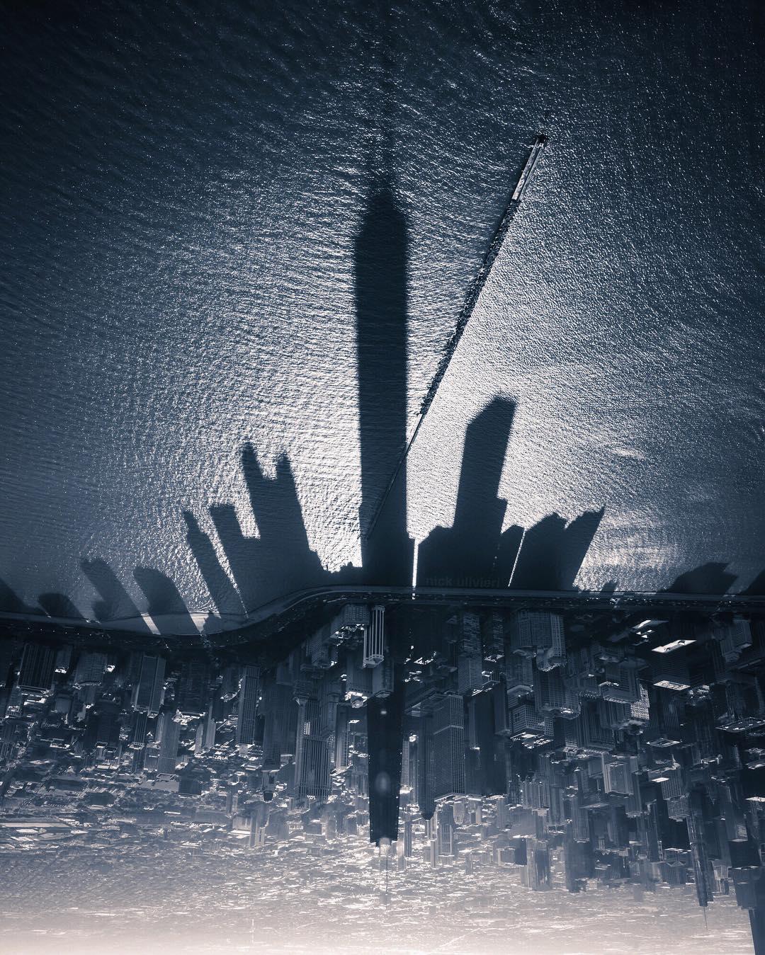 Чикаго на снимках Ника Уливьери