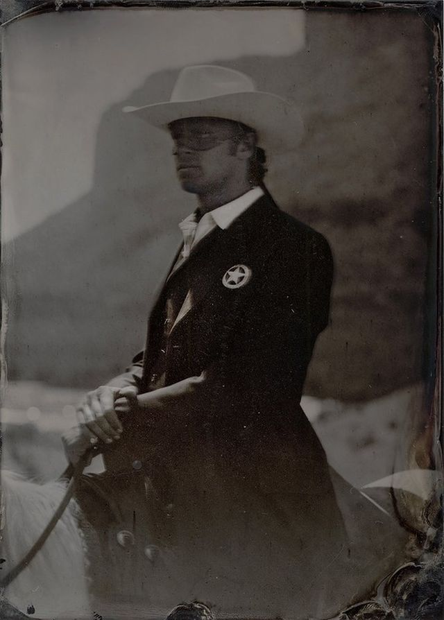 Голливудские звезды, снятые камерой XIX века
