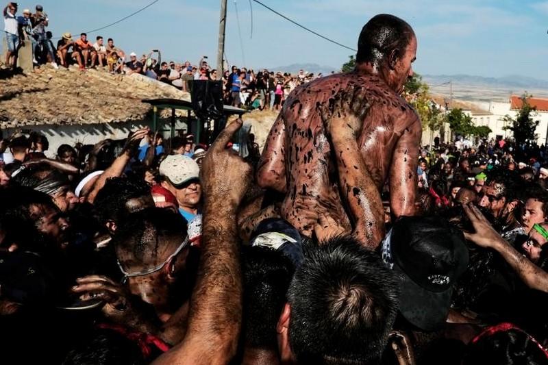 Испанский фестиваль Каскаморрас