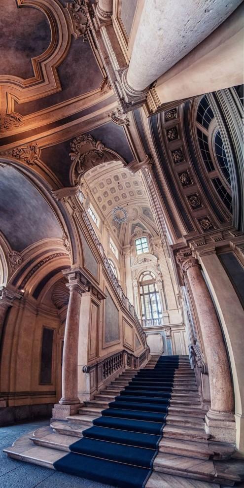 Красота архитектуры на вертикальных панорамах Andrea Facco