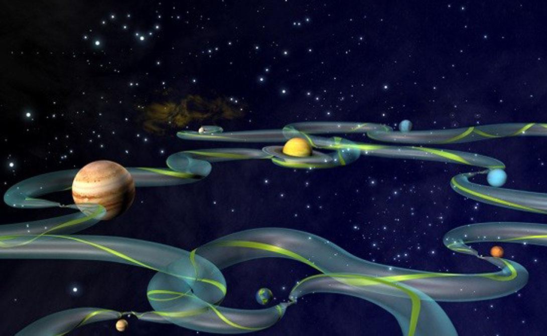 7 любопытных фактов о Вселенной