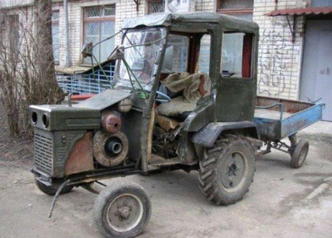 Необычные и странные автомобили