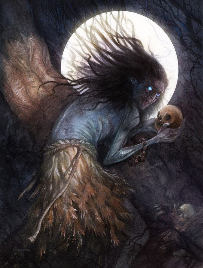 15 самых жутких созданий из мифов и легенд