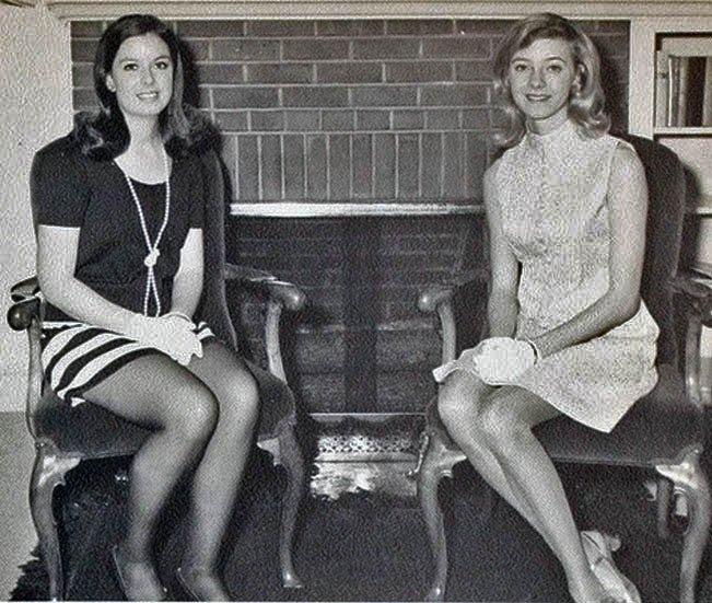60-е: эпоха мини