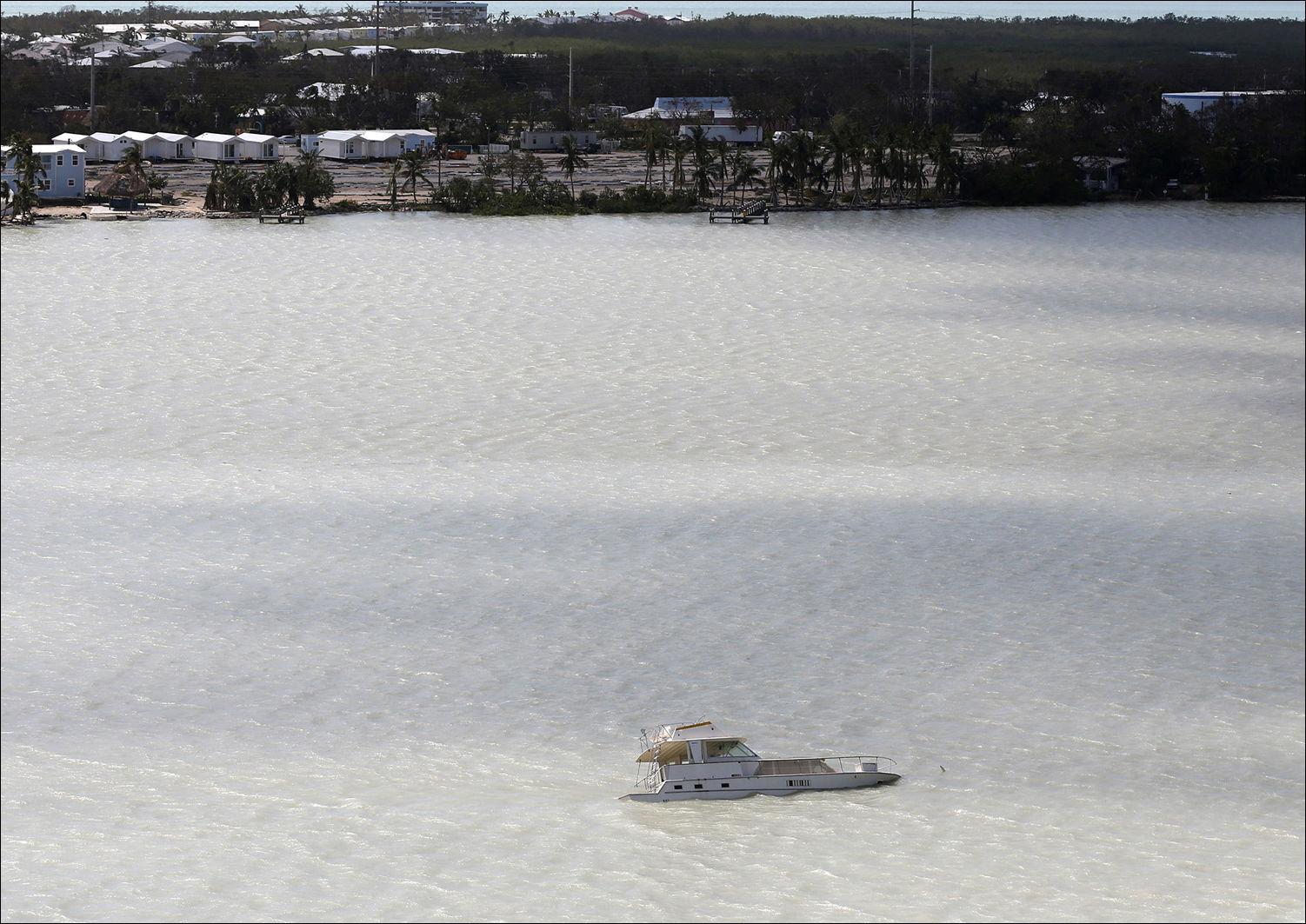 Флорида после урагана Ирма