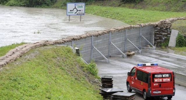Предотвращение наводнений в развитых странах
