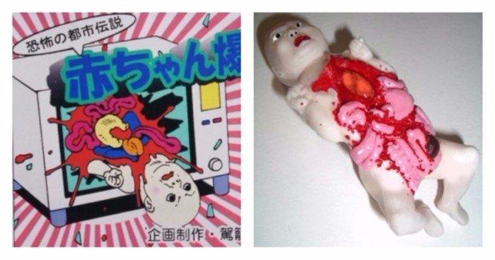 10 японских игрушек, которые лучше не покупать ребенку