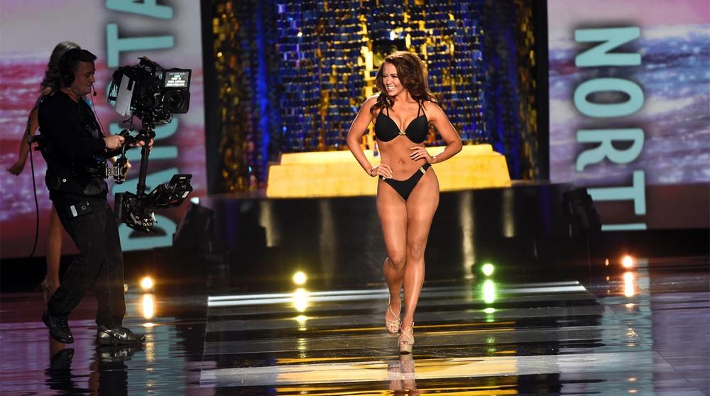 В США выбрали новую Мисс Америка