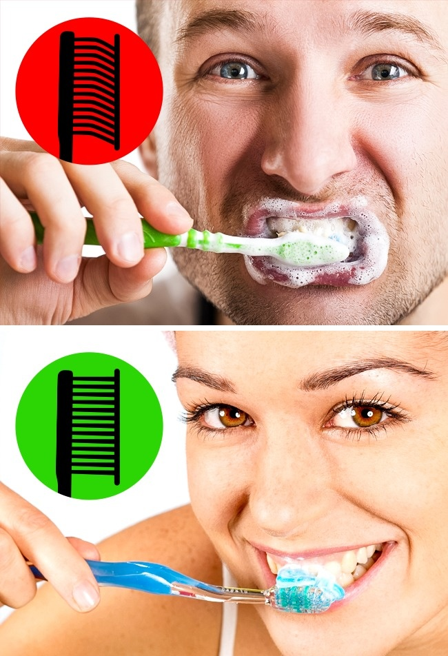 8 ошибок в уходе за зубами