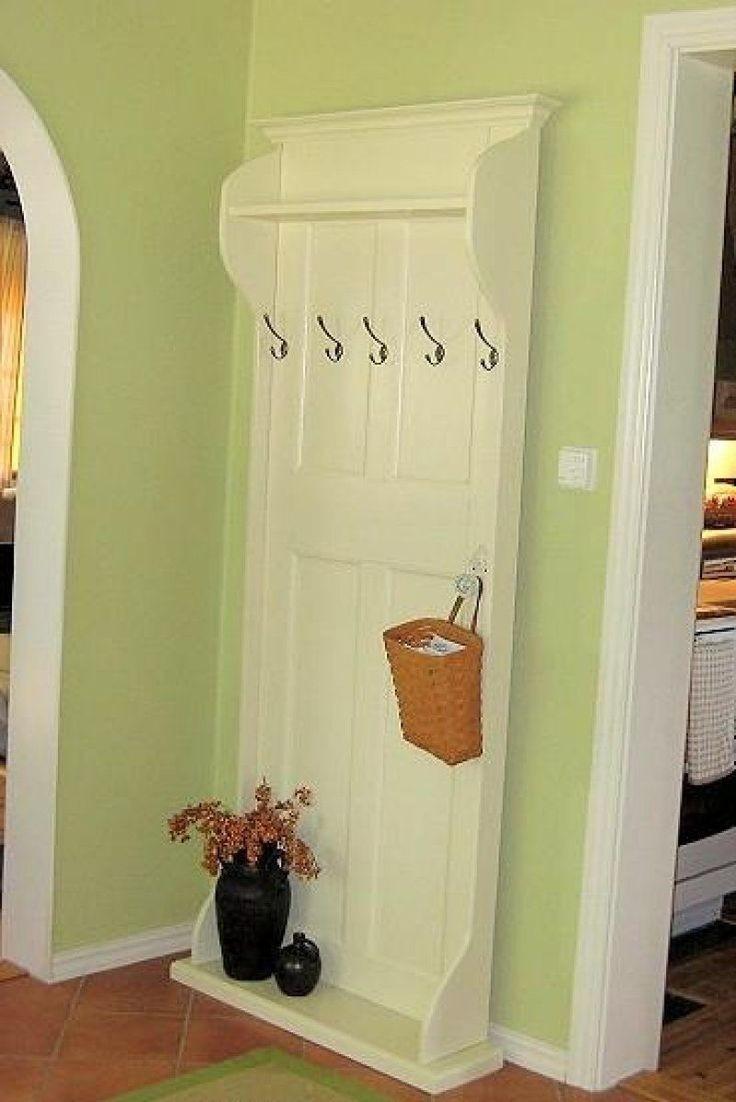 Что можно сделать из старых межкомнатных дверей