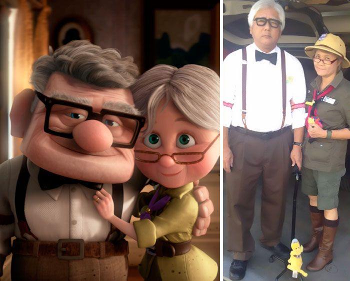 Супружеская пара после выхода на пенсию открыла для себя косплей