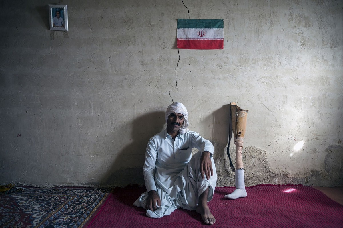 Контрабанда топлива из Ирана в Пакистан