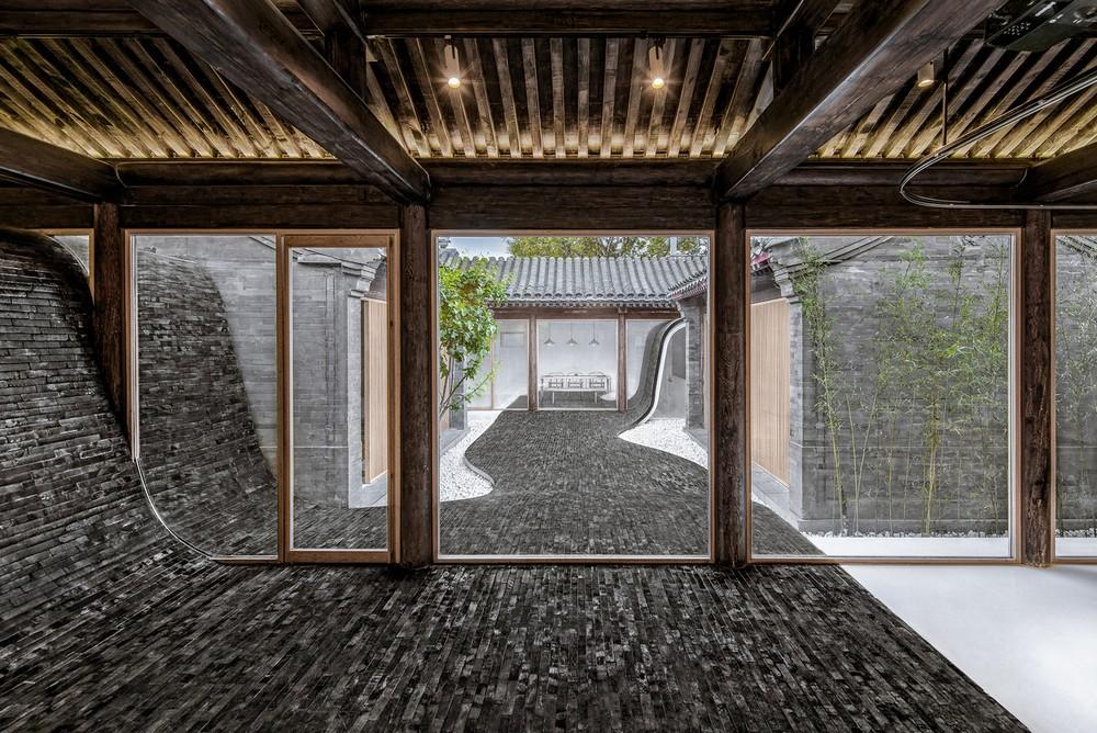 Многофункциональный дом в Пекине