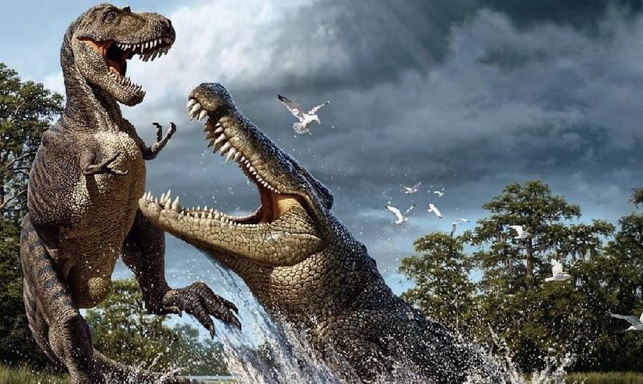 Вымершие виды, которые поражают своими размерами
