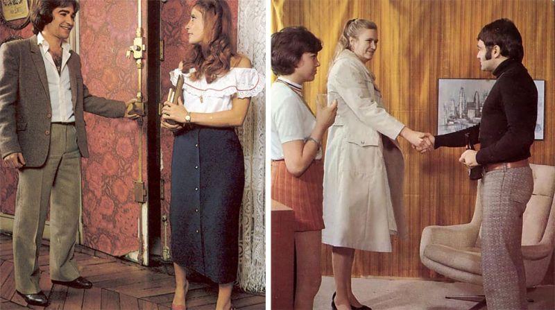 Безвкусная мода порнозвезд 80-х