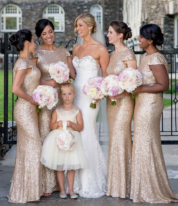 Дети — самые несчастные гости свадеб