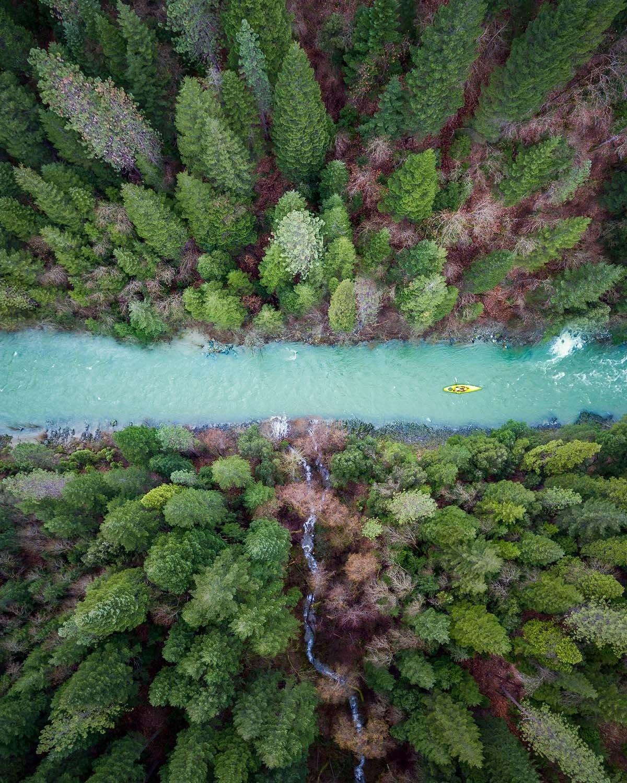 Красочные аэрофотографии, сделанные фотографом Ниязом Уддином