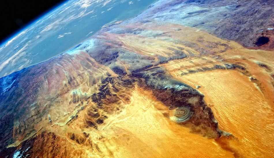 Таинственная загадка Земли: Глаз Сахары
