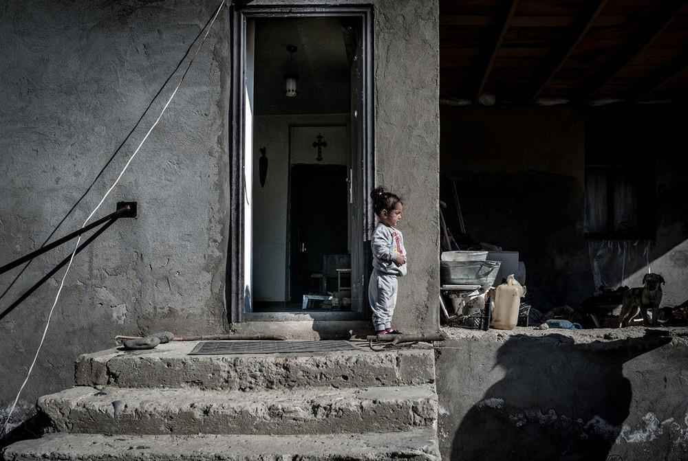 Cирийские армяне в Нагорном Карабахе и Армении
