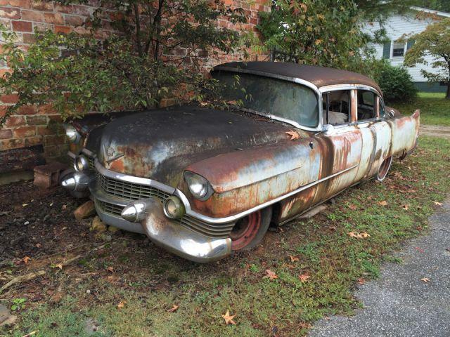 Old Car City - свалка классических автомобилей в США