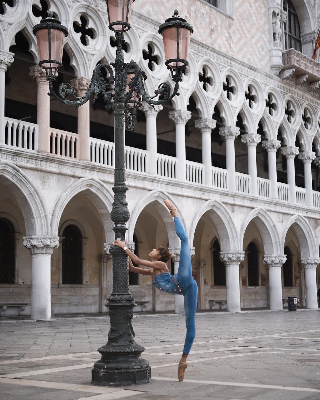 Волшебный мир танцоров балета от Zachariah Epperson