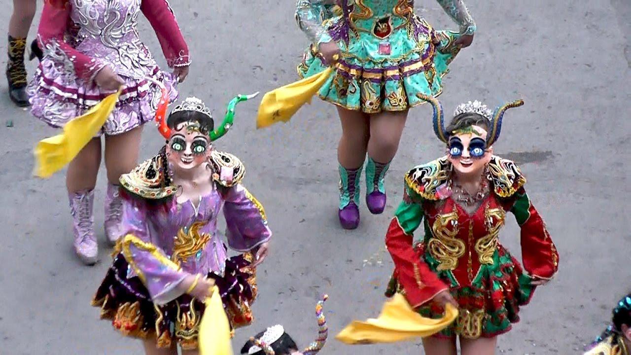 La Diablada - грандиозный праздник в Аргентине