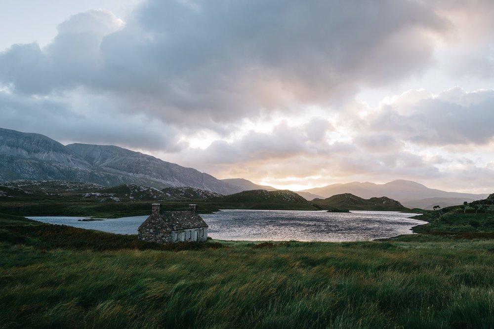 Фарерские острова — идеальное место уединения