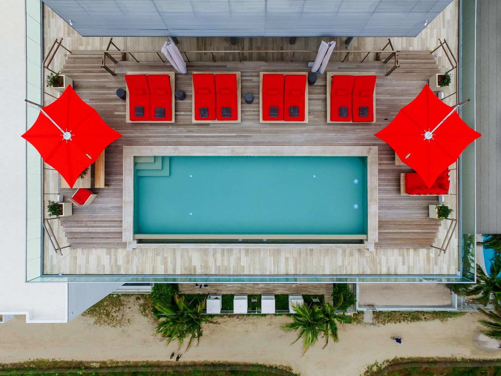 Потрясающий пентхаус в Майами-Бич