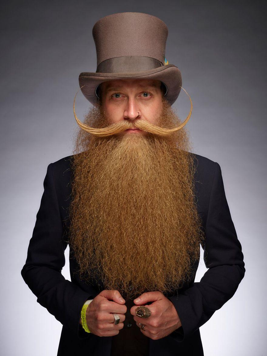 Самые потрясающие бороды со всего мира