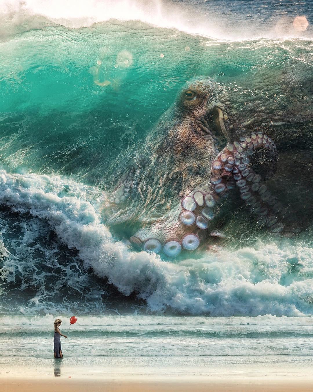 Сказочные фотографии от Марселя ван Льюита