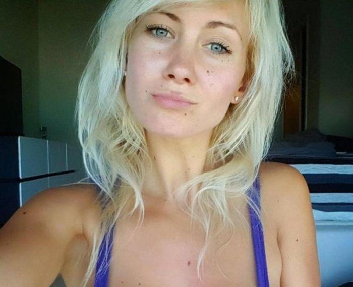 Красивые и милые девушки-блондинки