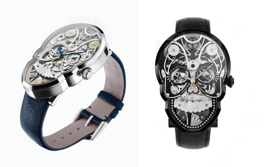 Нереально крутые наручные часы современности