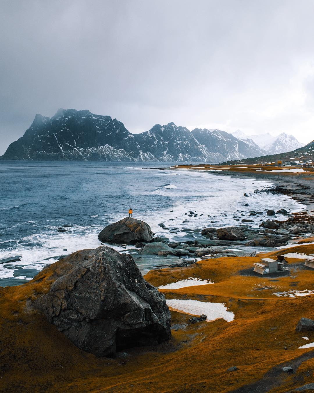 Невероятно красивые пейзажи от Майкла Блока