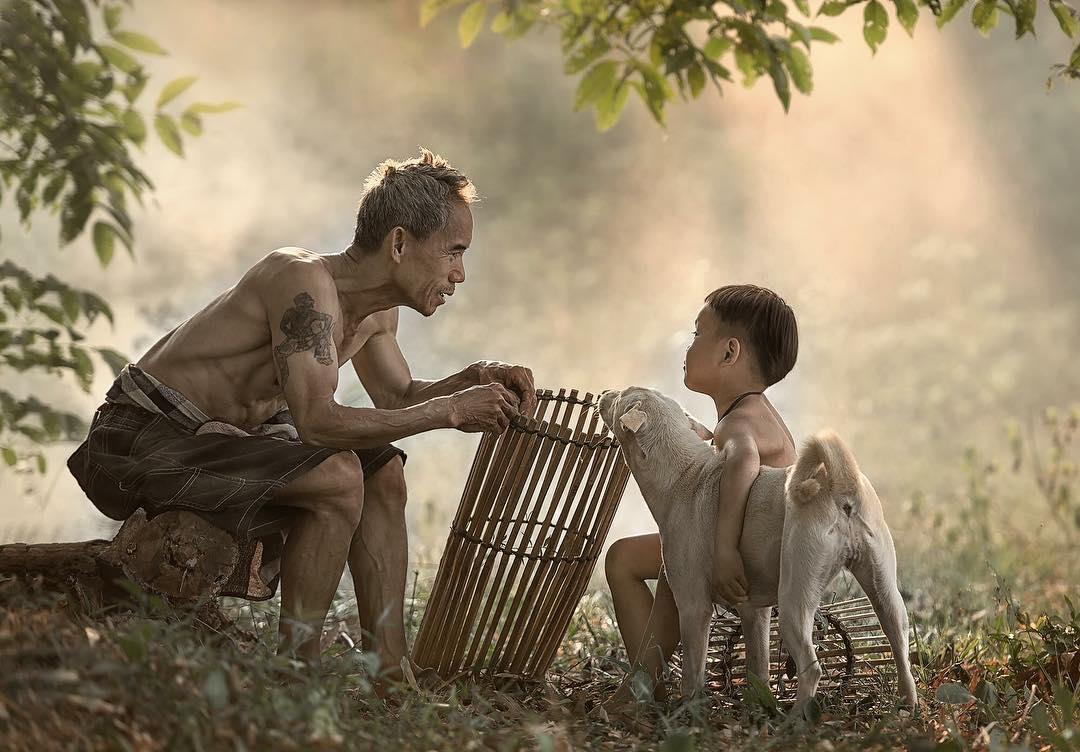 Великолепные снимки от Саравута Интароба