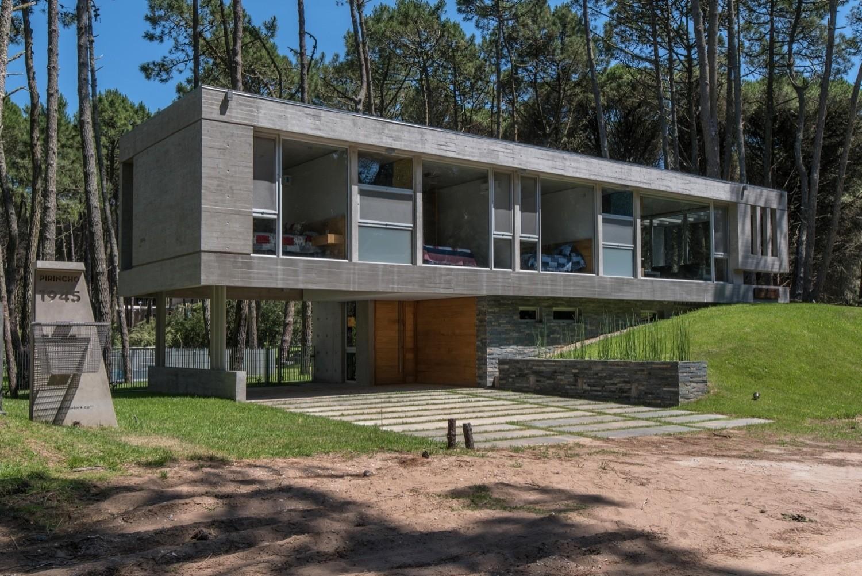 Лесной дом в Аргентине
